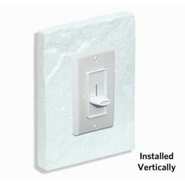 Outlet & Switch Trim - Cotton -Front