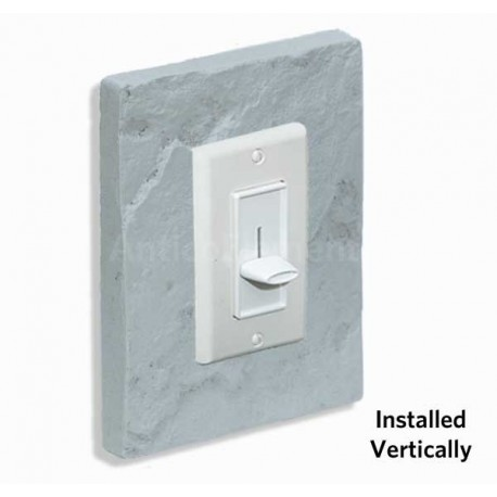 Outlet & Switch Trim - Storm - Front
