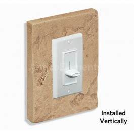 Outlet & Switch Trim - Retro - Front