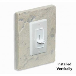 Outlet & Switch Trim - Ashes - Front