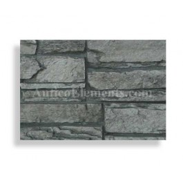 Column Wrap Sample Charcoal - With Rebate - Free Standard Shipping