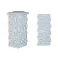 """Laguna Stone Column 15 x 36"""" White"""