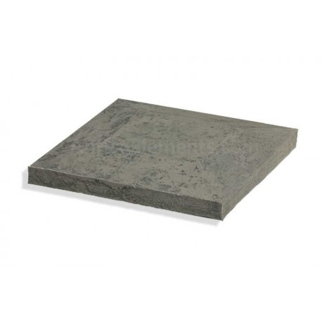 "Closed Stone Cap For 15"" Posts Sedona"