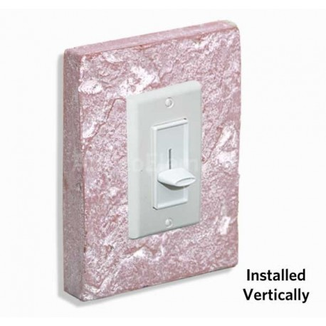 Outlet & Switch Trim - Red-Whitewash