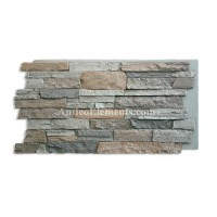 Comiso Panel Rock Wall Gray