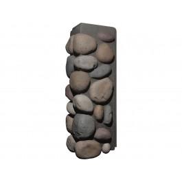 Outside Corner for Brook River Rock Sand Panels