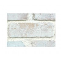 """Faux Reclaimed 28"""" Panel Brick Sample - Cotton - With Rebate - Free Standard Shipping"""