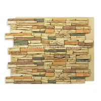 Alpi Panel Faux Dry Stack Sand 36 x 48