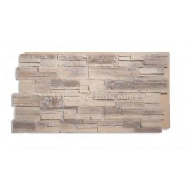 Romana Panel - Faux Stone Panels - Almond