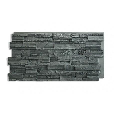 Romana Panel - Charcoal