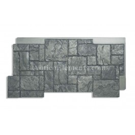 Castello Panel - Charcoal