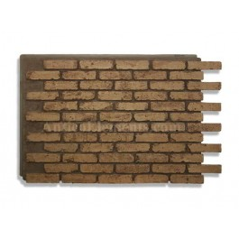 Antico Brick - Brown - Front