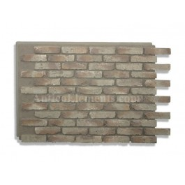 Antico Panel - Taupe - Front