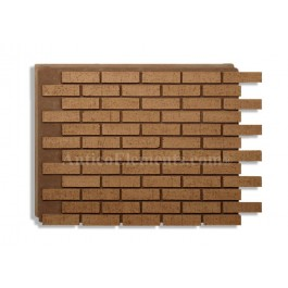 Villa Panel - Brick Exterios - Brown