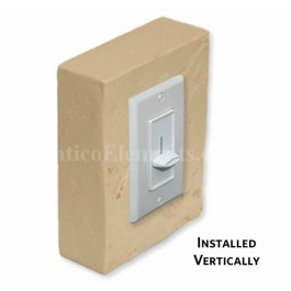 Outlet & Switch Trim - Bucksin Beige