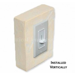 Outlet & Switch Trim -Almond