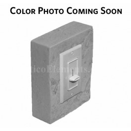 Outlet & Switch Trim Brick Brown
