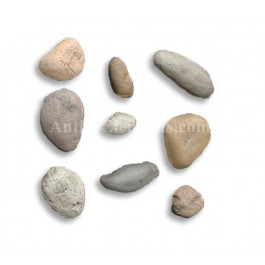 Individual Rocks Set For Winter Blend