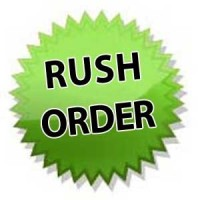 Rush Manufacturing Fee (not shipping)
