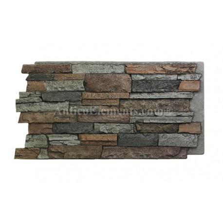 Comiso Panel Rock Wall Lava