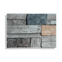 Romana Stone Gray Sample With Rebate - Free Standard Shipping