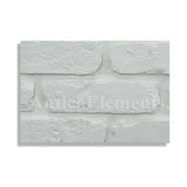 Antico Brick Sample - White