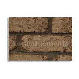 Antico Brick Sample - Brown
