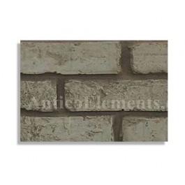 Antico Brick Sample - Gray