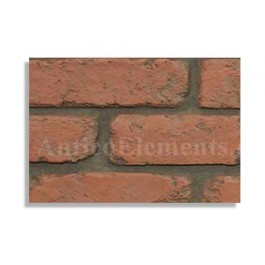 Antico Brick Sample - Red