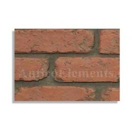 Antico Brick Sample - Red