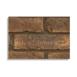 Antico Brick Sample - Russet