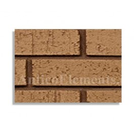 Villa Brick Sample - Brown