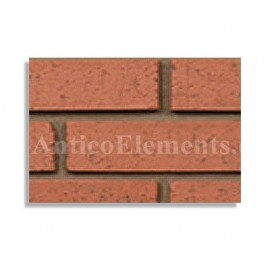 Villa Brick Sample - Red