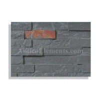 Stacked Slate Sample - Midnight - With Rebate & Free Standard Shipping