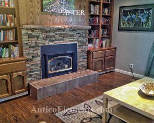 Unique Fireplace