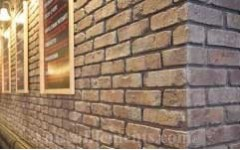 "Antico Faux Brick 32"" Panels"