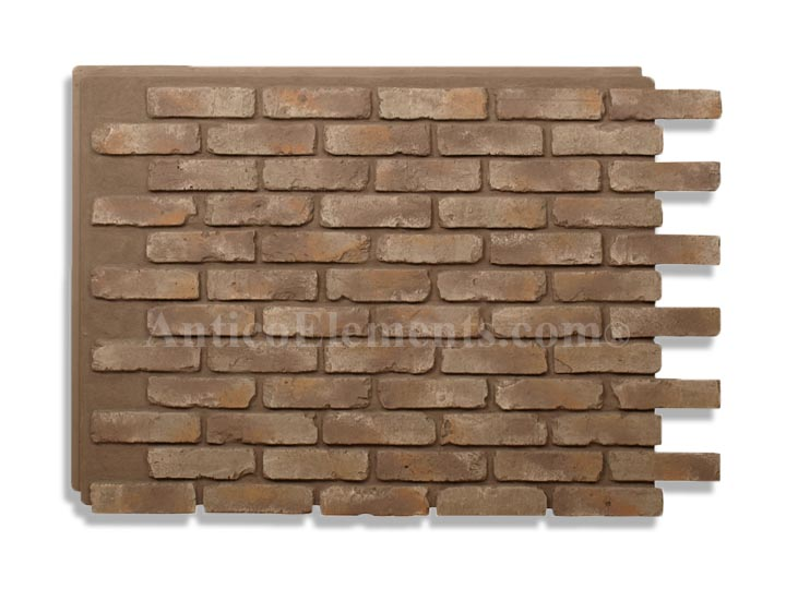 Installation Instruction For Faux Brick Panels